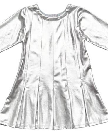 Lise Lame Dress