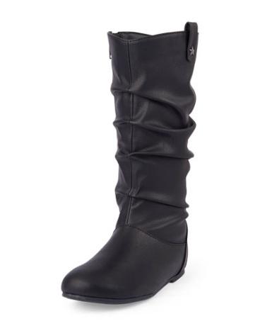 Girls Slouch Sienna Boot