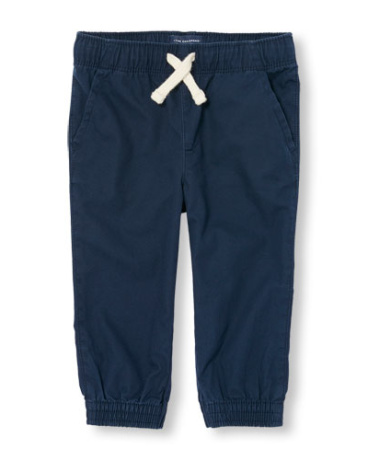 Toddler Boys Basic Jogger Pants