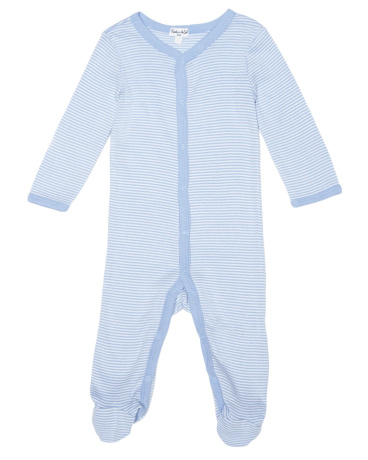 Baby Boy Footed Coverall