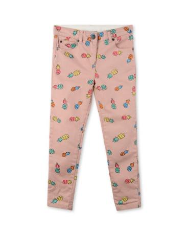 Pineapple Print Nina Jeans
