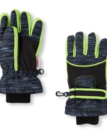 Boys Space Dye 3-In-1 Gloves