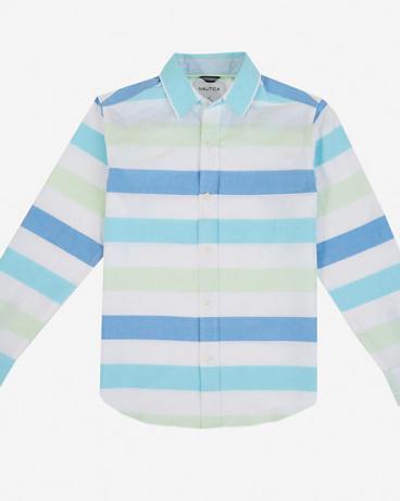 Boys' Striped Shirt (8-16)
