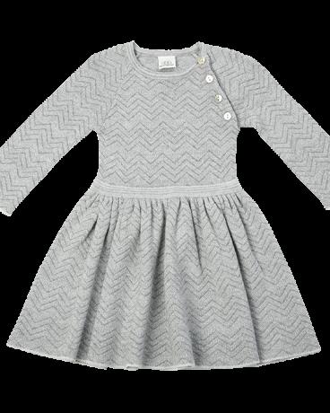 Alexa Metallic Dress