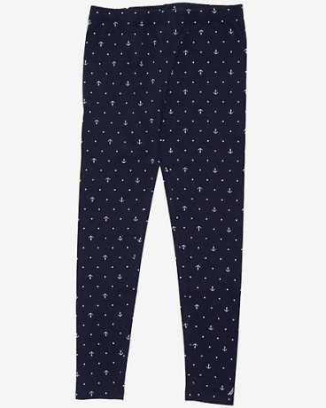 Girls' Anchor Dot Legging (8-16)