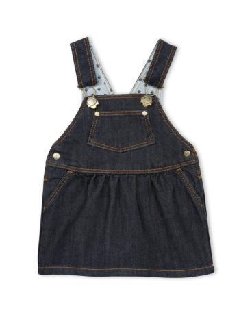 Baby girl's denim dress