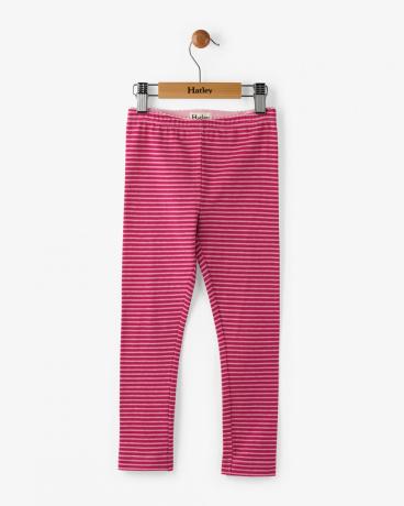 Candy Stripes Printed Leggings