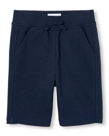 Girls Uniform Active Shorts