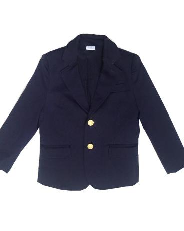 Classic Navy Blazer