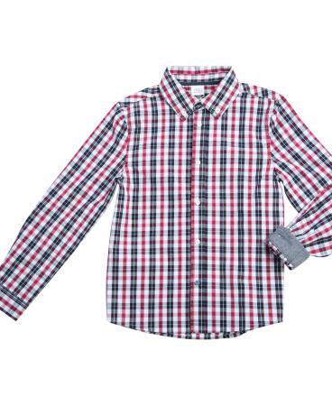 Luke Collared Shirt