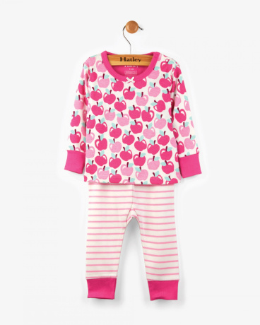 Pony Orchard Long Sleeve Organic Cotton Baby Pajama