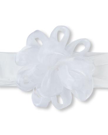 Baby Girls Oversized Organza Bow Headwrap