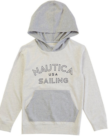 Little Boys' Sailing Hoodie (2T-7)