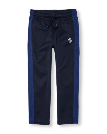 Boys PLACE Sport Two-Tone Paneled Track Pants