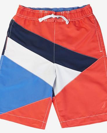 Little Boys' Signal Flag Swim Trunk (2T-7)