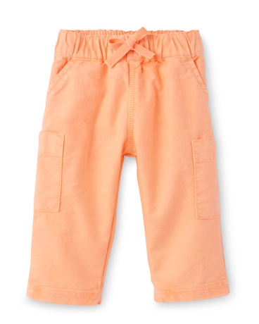 Baby boy oxford pants