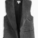 Baby Girl Faux Fur Vest