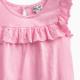Baby Girl Flutter Sleeve Knit Top