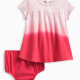 Baby Girl Dip Dye Dress