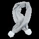 Knit Metallic Pom Pom Scarf