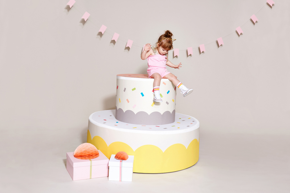 Beyond Cake Smashes: New First-Birthday Traditions