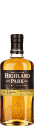 Highland Park 15 years Single Malt 70cl