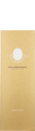 Louis Roederer Cristal Brut 2009 in Giftbox 75cl