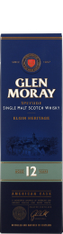 Glen Moray 12 years Single Malt 70cl