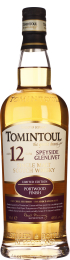 Tomintoul 12 years Portwood Finish 70cl