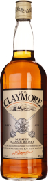 The Claymore Blended Whisky 1ltr