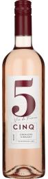 Cinq Rose 75cl