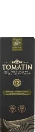 Tomatin 12 years Single Malt 2016 70cl