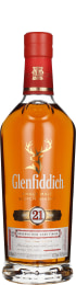 Glenfiddich 21 years Rum Cask Finish Single Malt New Edition 70cl