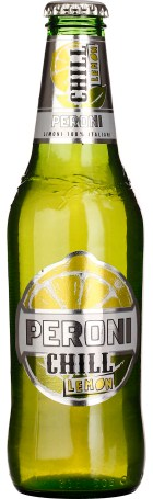 Birra Peroni - Chill Lemon 24x33c