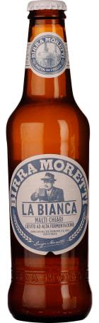 Birra Moretti La Bianca 24x33c