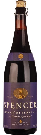 Spencer Trappist Quadruppel 75cl