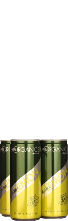 Red Bull Organics Bitter Lemon 4-pack 4x25cl
