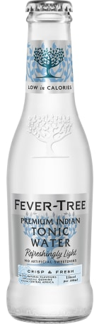 Fever Tree Naturally Light Indian Tonic Water 24x20c