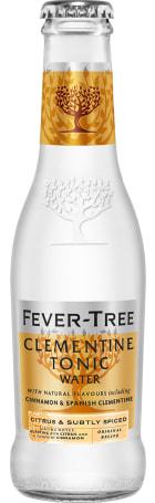 Fever Tree Clementine & Cinnamon Tonic 24x20c