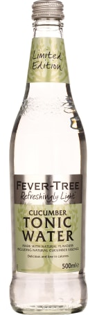 Fever Tree Cucumber Tonic Water 50cl