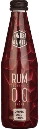 Amzterdamit 0.0 Rum 8x25cl