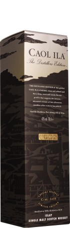 Caol Ila Distillers Edition 2006-2018 70cl