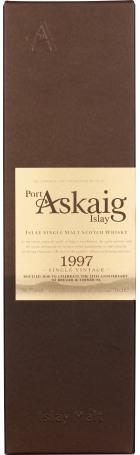 Port Askaig Single Vintage 1997 B&T 70cl