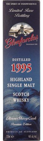 Glenfarclas Vintage 1995 Oloroso Sherry Cask 70cl