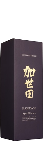 Kaseda 30 years Corn Shochu 70cl