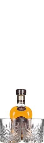 Cardhu 12 years Single Malt Giftset 70cl