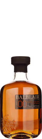Balblair Vintage 2000 2nd Release Single Malt 70cl