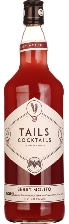 Tails Berry Mojito 1ltr