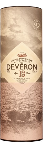 The Deveron 18 years Single Malt 70cl