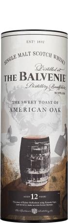 Balvenie 12 years The Sweet Toast Of American Oak 70cl
